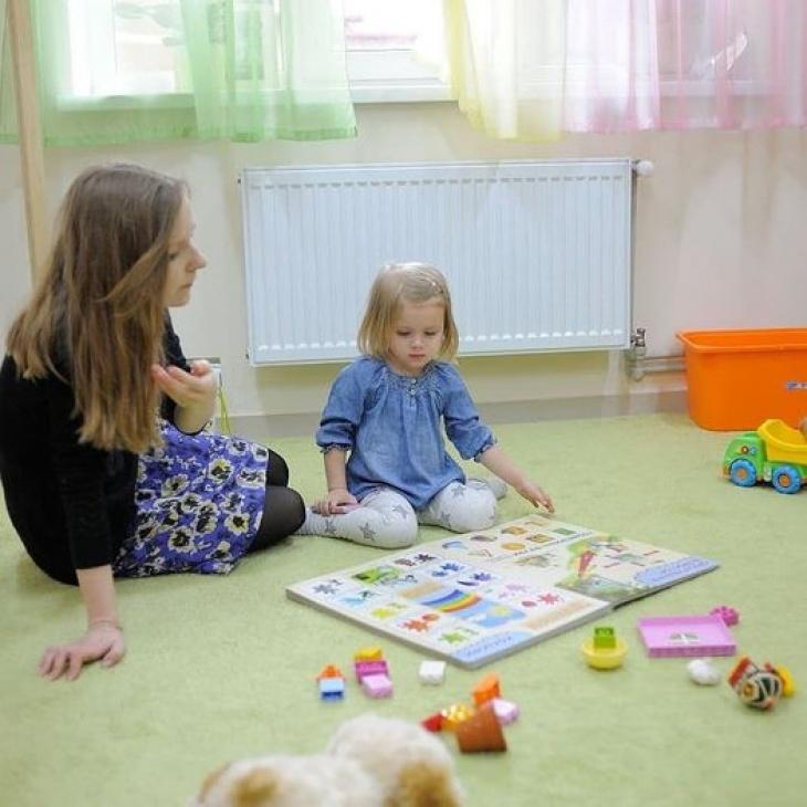 Майстер-клас Чудокнопка для малюків 1-3 років