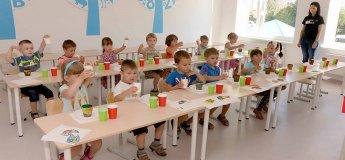 Набір у новий дитячий садок на Сихові