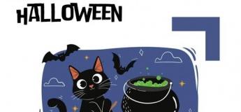 Костюмована вечірка у чорного кота