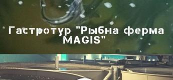 "Гастротур: Рыбна ферма ""MAGIS"""