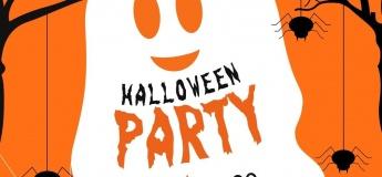 Halloween (дети от 3 до 6 лет)