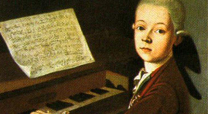 """Маленький Моцарт"""