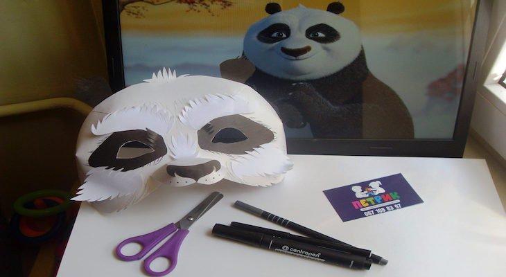Майстер-клас з виготовлення масок героїв мультфільмів