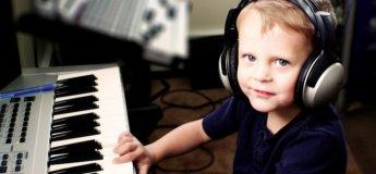Розвиваюче музичне заняття