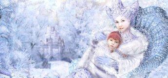 """Казка  """"Снігова королева"""""""