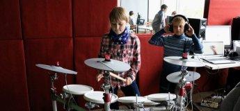 Музична імпровізація для дітей від Medialab