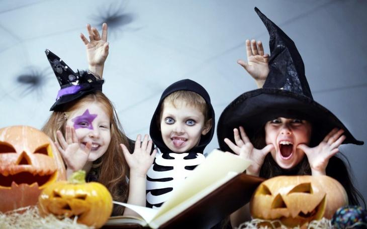 """Halloween для дітей у ДРЦ """"ГуліверіЯ"""""""
