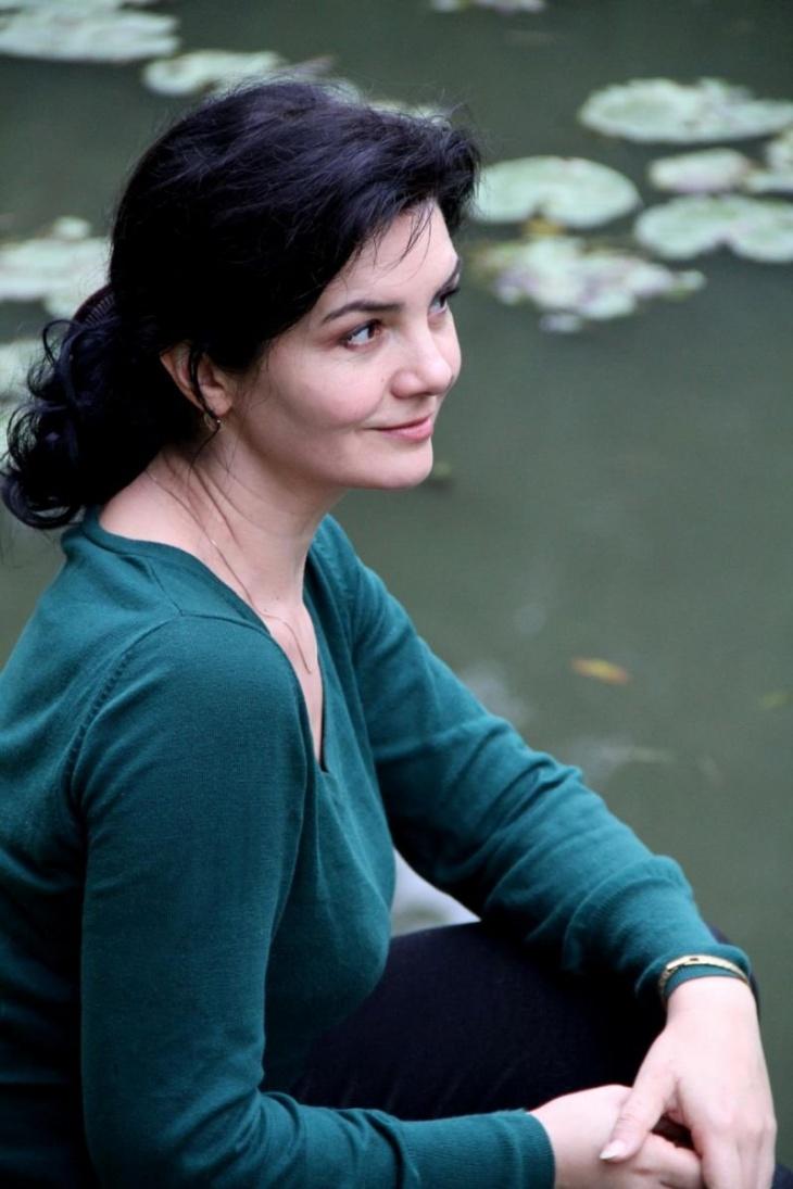 Творча зустріч з письменницею Мариною Павленко
