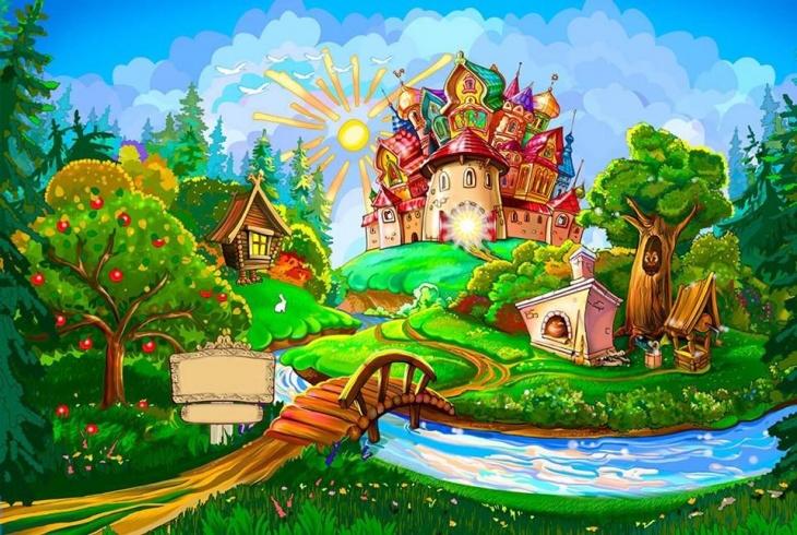 """Презентація книжки """"Наші перші казки""""для дітей"""