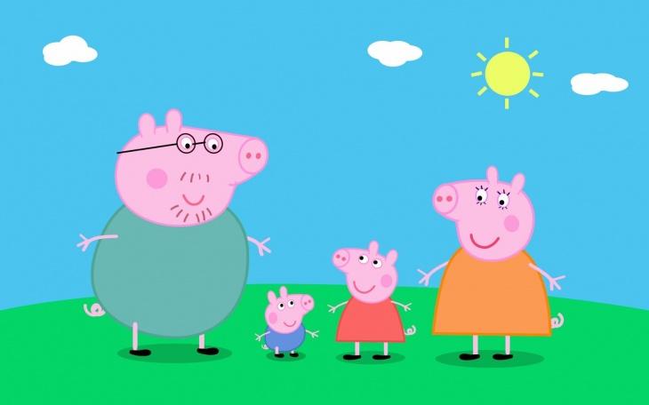 Новорічне Шоу Свинки Пеппи