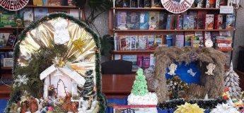 Обласна виставка витинанок та різдвяних вертепів
