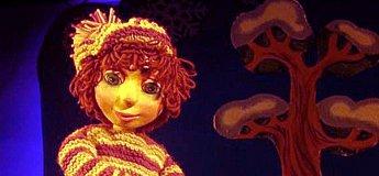 Новорічна вистава Шуронька-Снігуронька