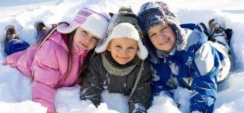 """Зимові канікули в Центрі """"Погляд у майбутнє"""""""