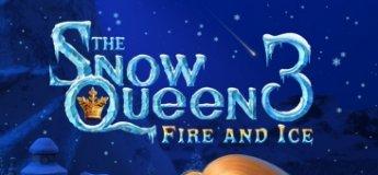 """Мультфільм """"Снігова королева 3: воголь і лід"""" в 3D"""