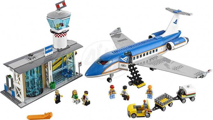Путешествия с LEGO