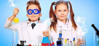 """""""Юні  Дослідники """" - наукові  ігри для дітей"""