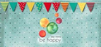 """Шоу-театр """"Be happy"""""""