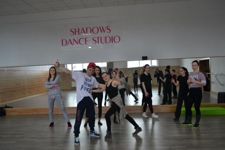 """Shadows dance studio"""