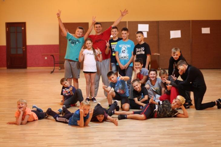 Crazy Dance Camp
