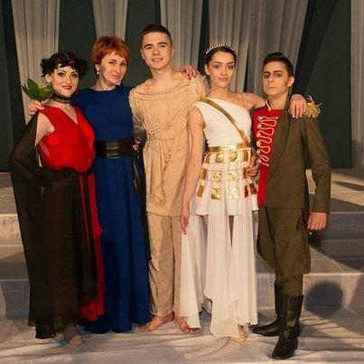 """""""Т.А.Н.Г.о""""dance company"""