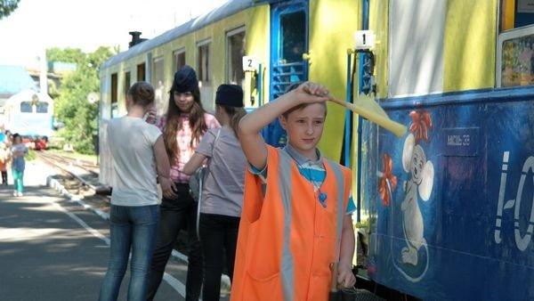Рівненська дитяча залізниця чекає свої відвідувачів