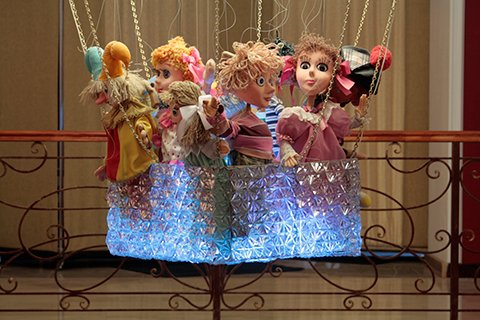 Одесский театр кукол