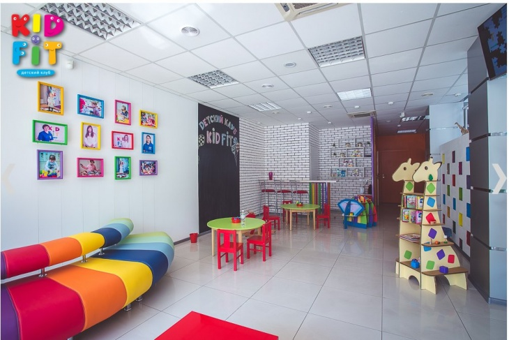 Детский Клуб KID FIT