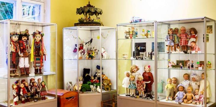 Государственный музей игрушки