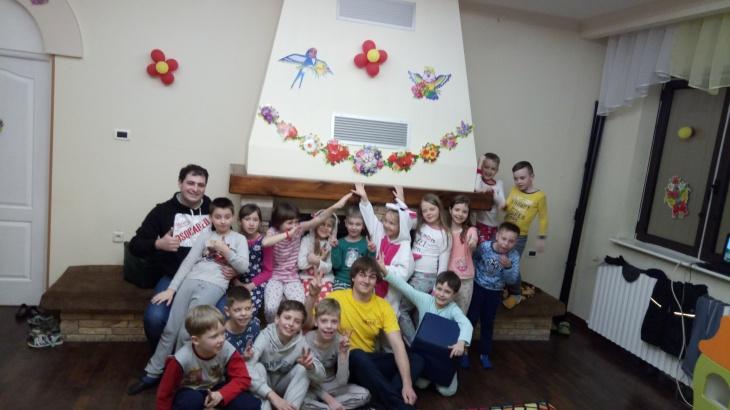 Детский городской лагерь БИГ БЕН