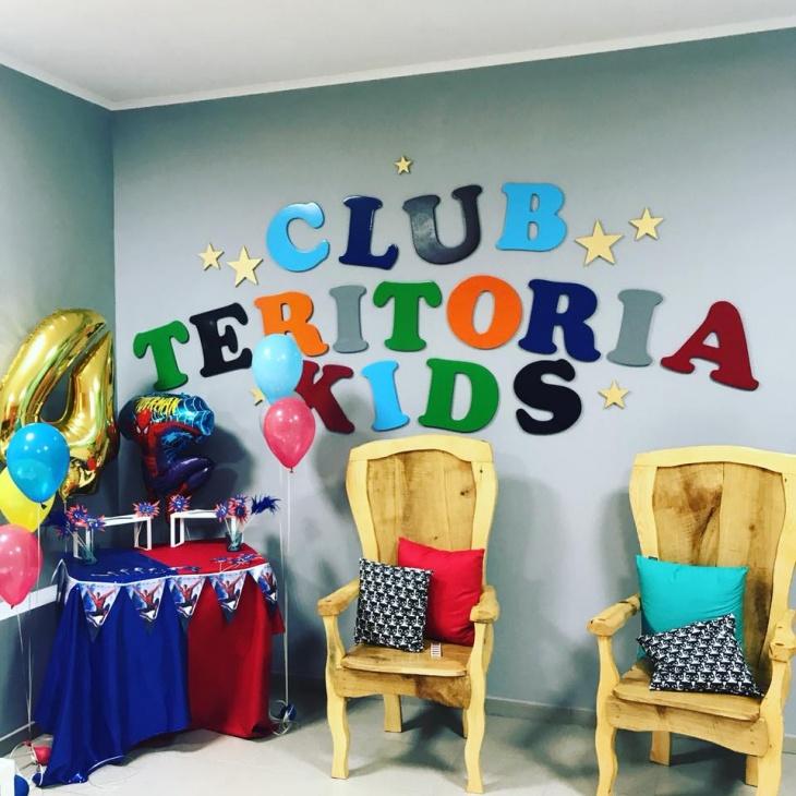 Club Teritoria Kids - дитячий клуб Територія невгамовних