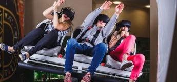 Простір VR розваг Dtech