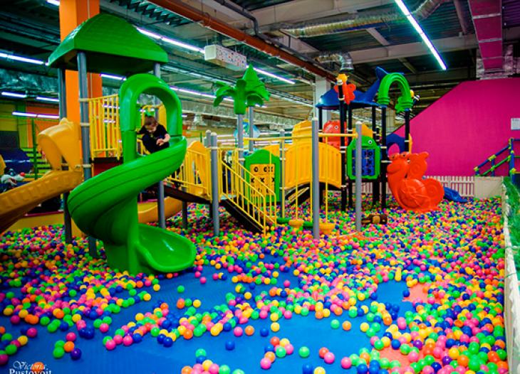 Дитяча Планета - мережа парків безмежних розваг