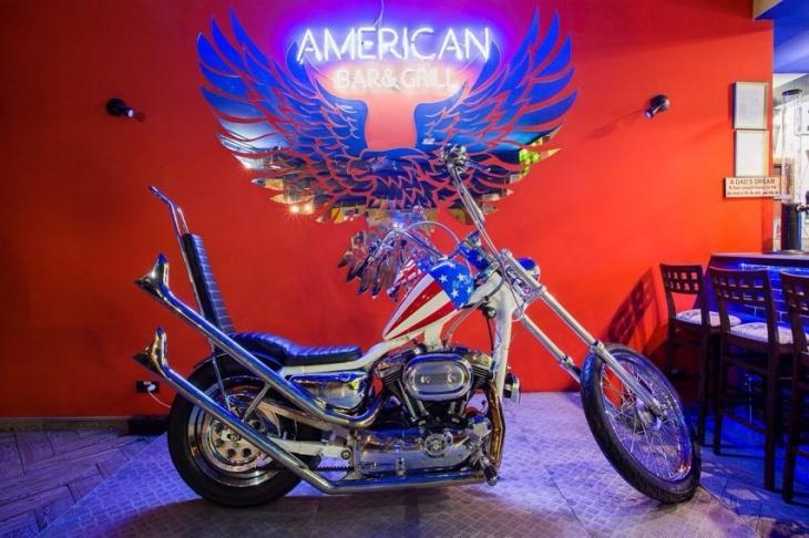American Bar&Grill - Вінниця