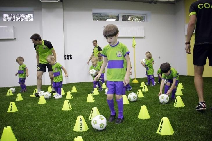 ФУТБИК - футбольный центр раннего развития (ТРЦ«DELMAR MALL»)