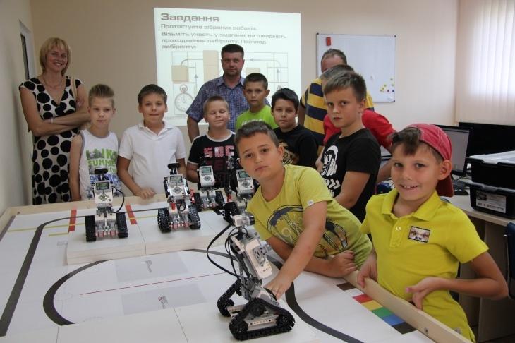 Inventor School (на пр. Героев)