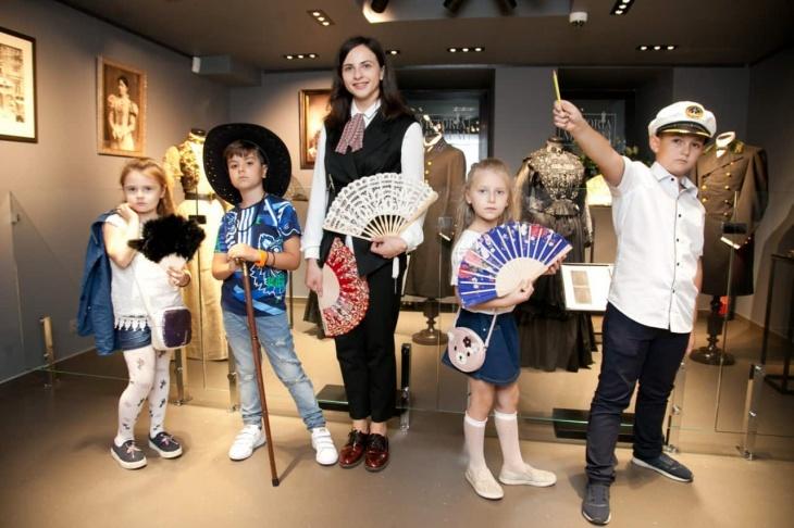 Квесты для детей в Victoria Museum
