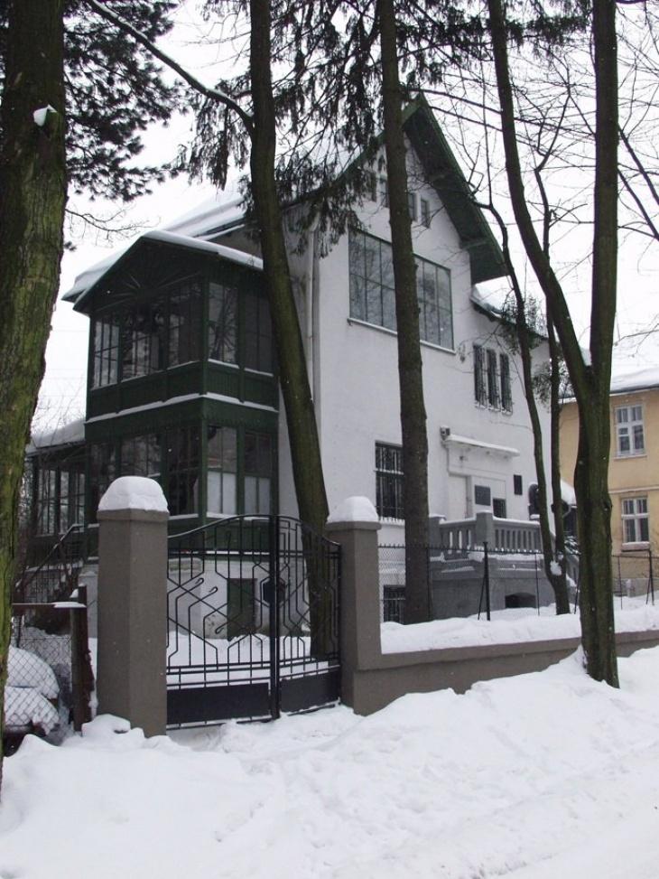 Художньо-меморіальний музей Івана Труша