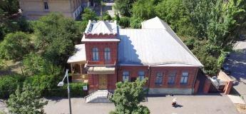 Меморіальний будинок-музей академіка Д.І. Яворницького