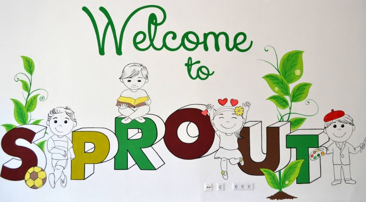 Sprout School - альтернативна школа, англомовний дитячий садочок