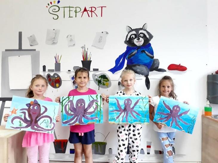 "Аrt studios""Step Art"""