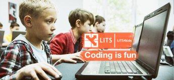Освітній проект LITS4kids