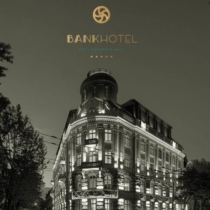 Bankhotel: Live Music Evening