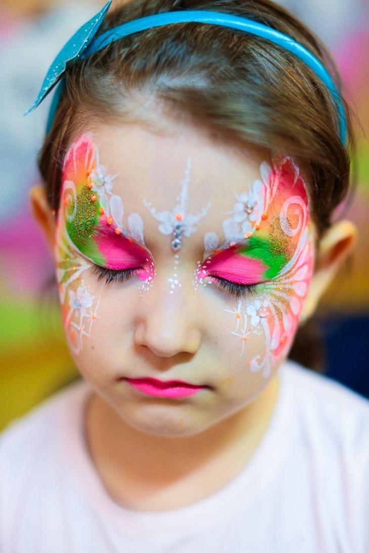 ingashenna (дитячий фейс-арт та розпис хною на свято )