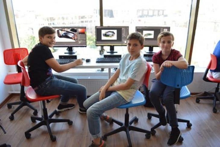 Загальноосвітня школа IT STEP School Київ