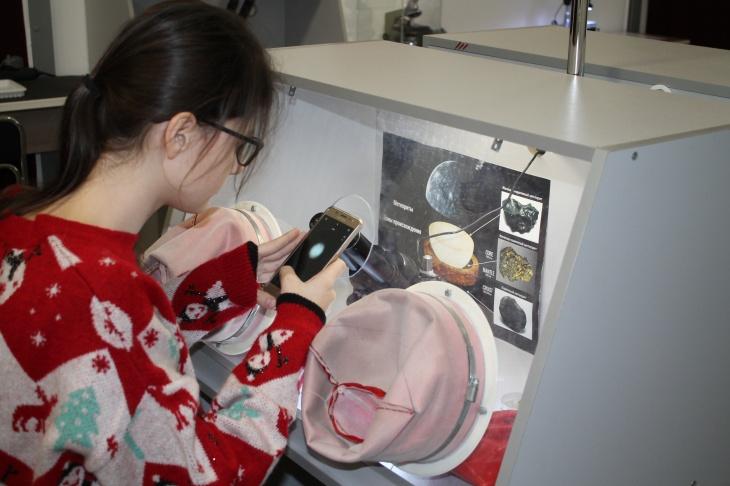 Центр наука 3.0. Зоопарк під мікроскопом