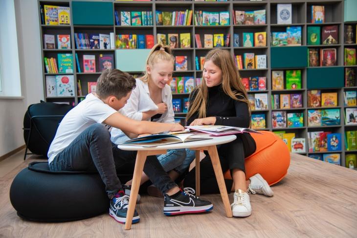Креативна Міжнародна Дитяча Школа на Осокорках