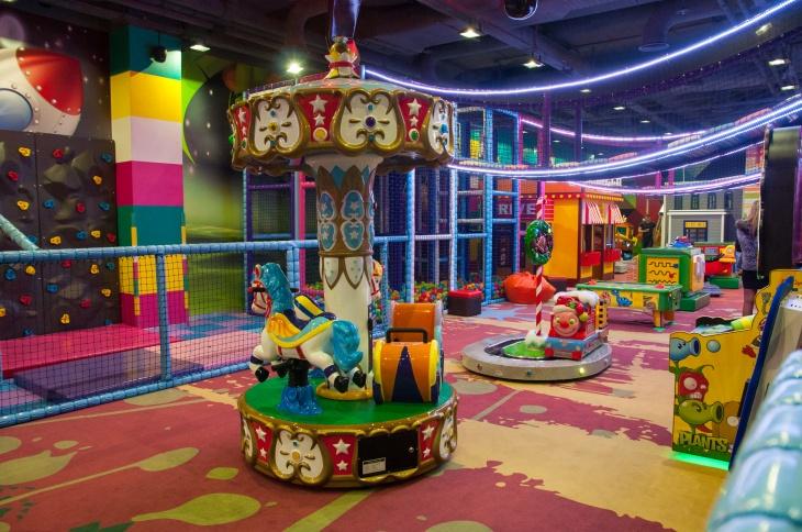 """Сімейно-розважальний центр """"Most Playland"""""""