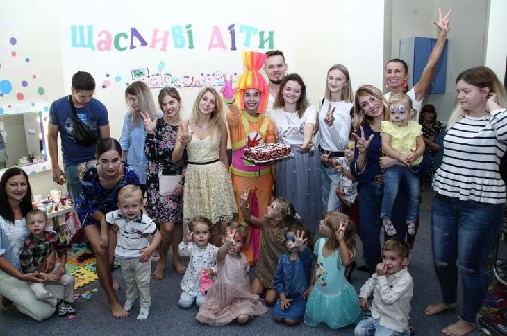 Щасливі Діти - ігрова кімната в центрі Тернополя