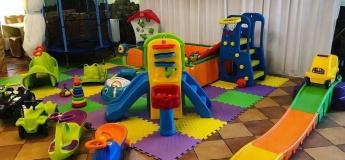 KIDS STAR - виїзний дитячий майданчик