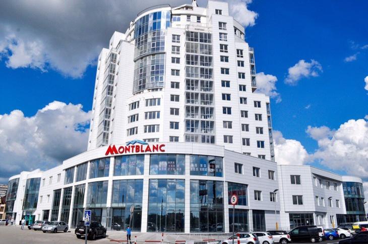 """ТРЦ """"MontBlanc"""""""